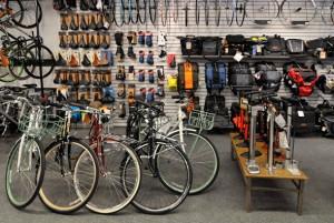 dviraciu parduotuve